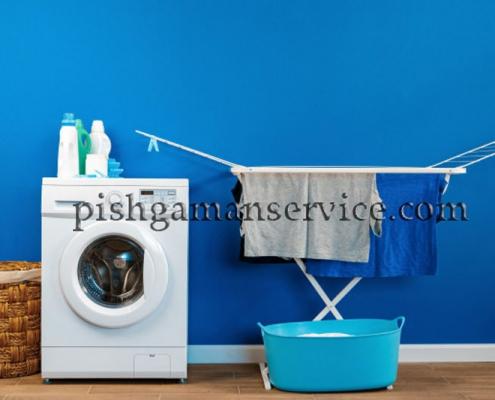 شستشوی ماشین لباسشویی